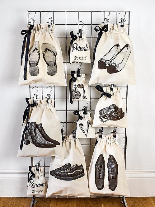 Flip Flop Shoe Organising Bag