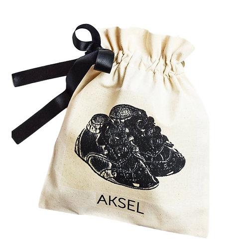 Kids' Lace-up Shoe Organising Bag