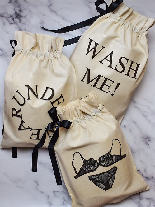 Wash Me Laundry Organising Bag - Small