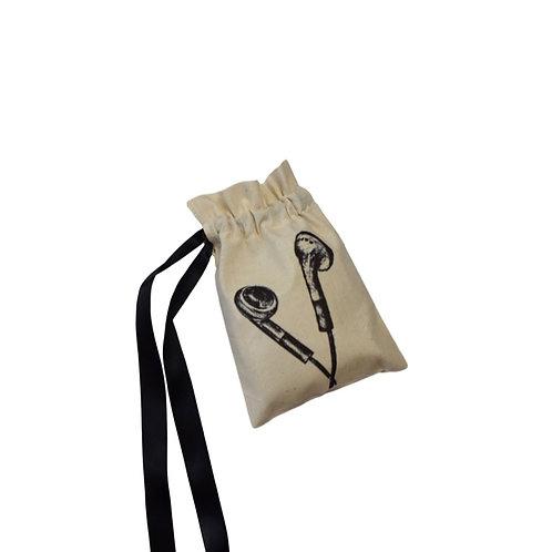 Earbuds Organising Bag