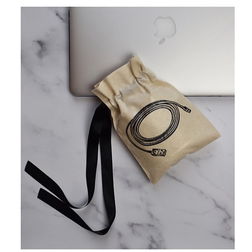 Cable and Cord Organising Bag