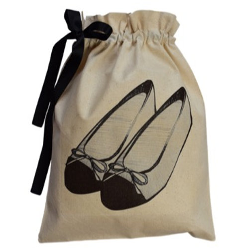 Ballet Flats Shoe Organising Bag