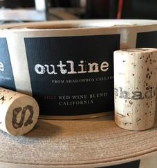 Shadowbox Outline Bottling