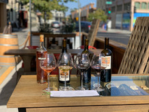 Outdoor Shadowbox Experience Tasting