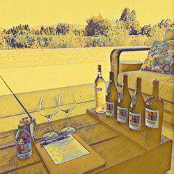 Outdoor tasting: Filtered