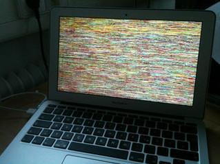 2011 Mac Graphics Card Failure
