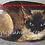 Thumbnail: Painted rock siamese cat
