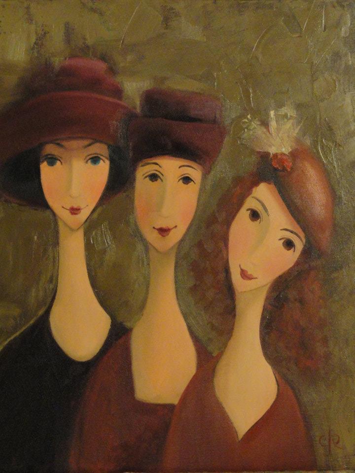 Sisters by Carrie Rehfeld