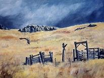 Prairie Storm by Debbie Barnett