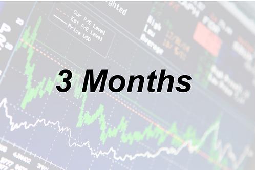 3 Months Signals Membership