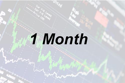 1 Month Signals Membership