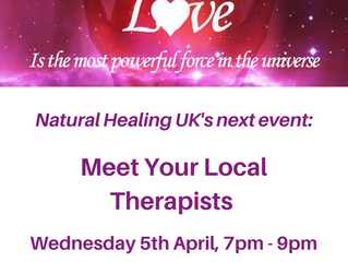 Meet your local therapists, at our next community event!