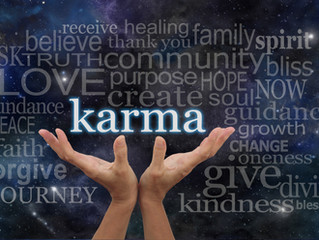 Karma - the simple Law of cause and effect