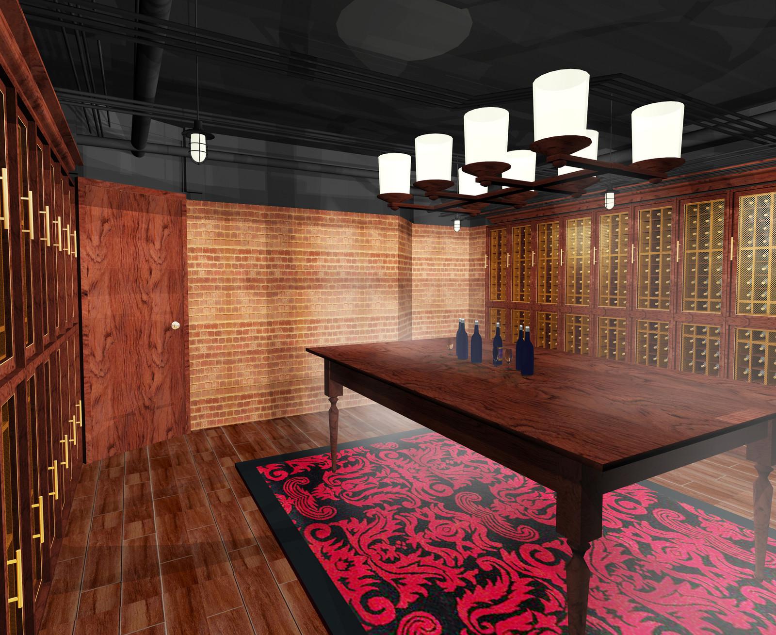 Awesome Wine Locker Room Capital City Club Atlanta Ga Beutiful Home Inspiration Xortanetmahrainfo