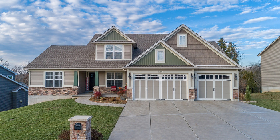OPEN HOUSE - 10579 Victoria Falls Drive, Festus MO