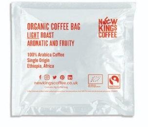 Organic Light Roast (Individual Coffee Bag)