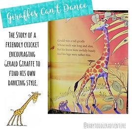 GiraffesCantDance