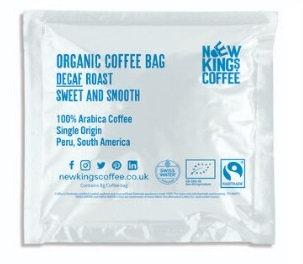 Organic Decaf Roast (Individual Coffee Bag)