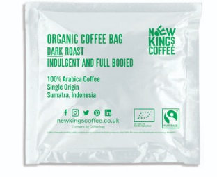 Organic Dark Roast (Individual Coffee Bag)