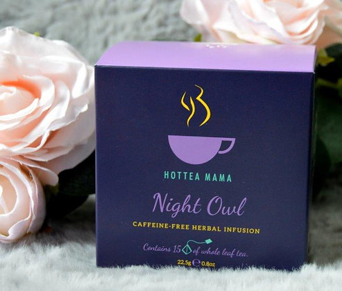 Night Owl Caffeine Free Herbal Infusion