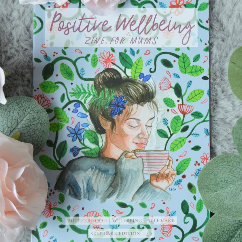 Positive Wellbeing Zine