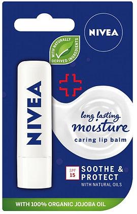 Nivea Soothe & Protect Caring Lip Balm