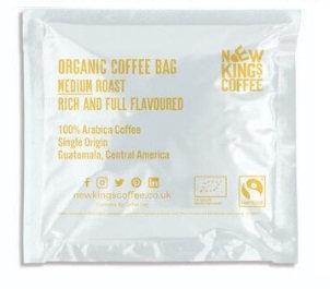 Organic Medium Roast (Individual Coffee Bag)