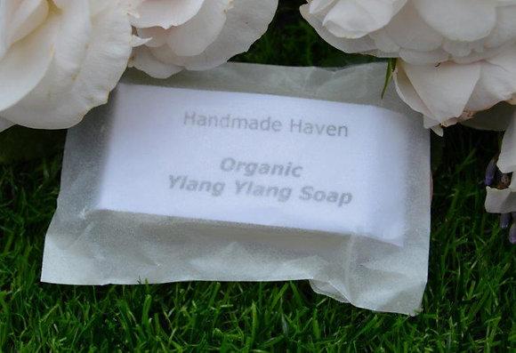 Organic Ylang Ylang Soap