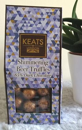 Keats Beer Flavoured Chocolate Truffles