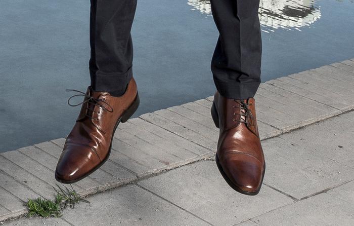 Preserve seu sapato de couro