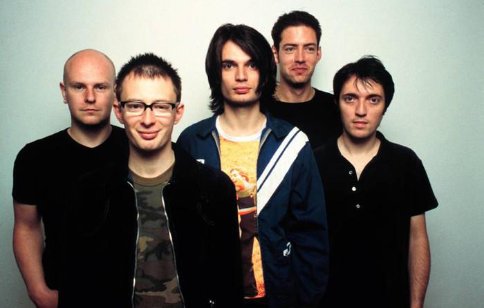 O som conceitual da banda Radiohead