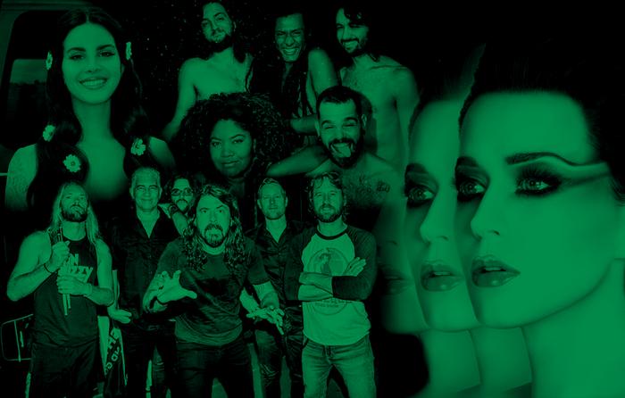 Top 5 shows de Fevereiro e Março no Brasil.