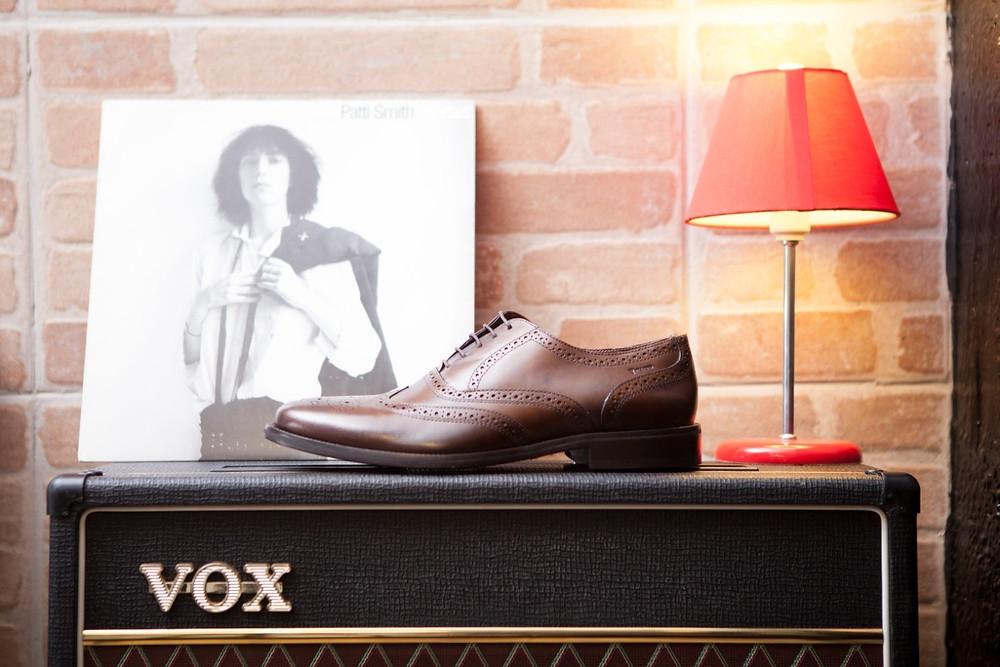 Sapato Social Brogue Oxford Charles | Villione