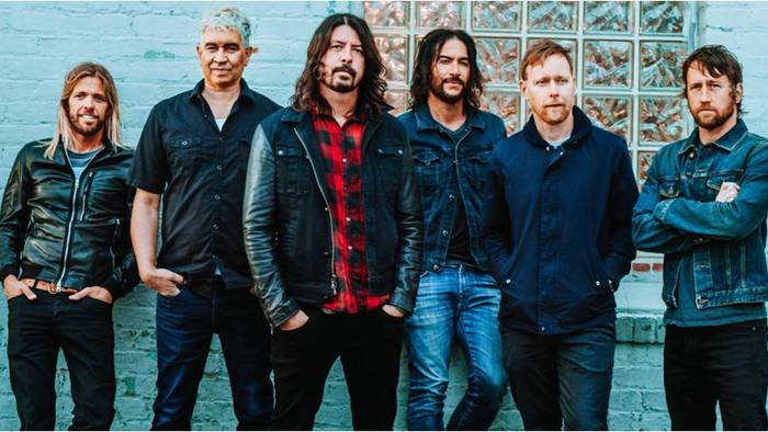 Raio X – Foo Fighters