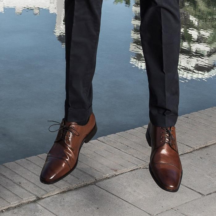 Conheça os clássicos modelos de sapato social