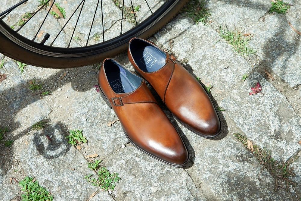 Sapato Social Monk Strap Robert | Villione