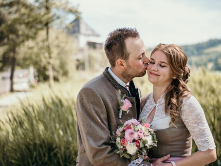 Hochzeit im Stift Mattsee - Melanie & Simon