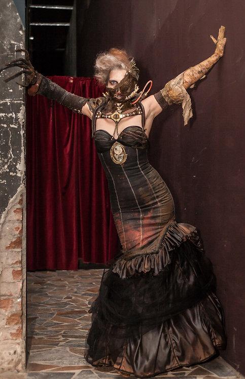 """Kostüm """"Miss Death"""""""