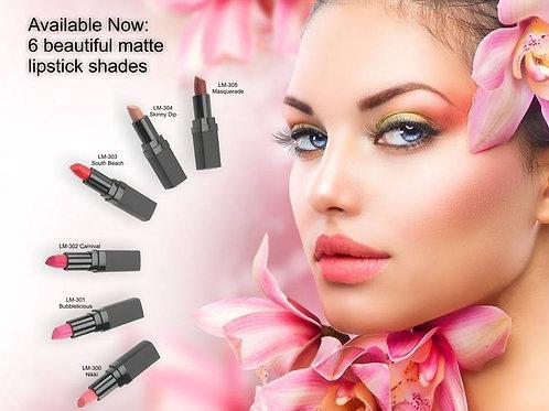 Mirella Cosmetics Matte Lipstick