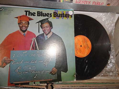 THE BLUES BUSTERS Each One Teach One