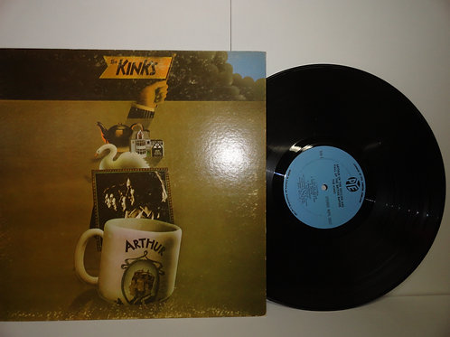 THE KINKS - ARTHUR OR THE DECLINE AND THE FALL OF THE BRITISH EMPIRE