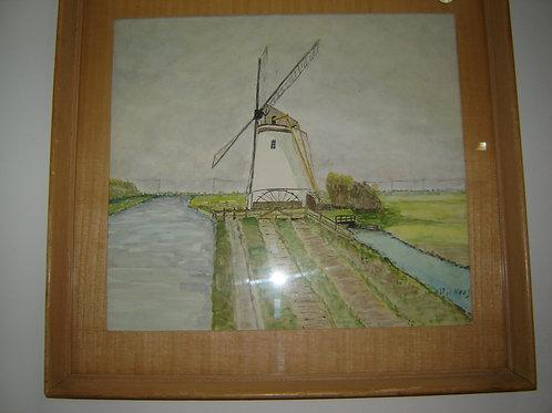 SMALL ORIGINAL ART PAINTINGS Watercolours & OIl