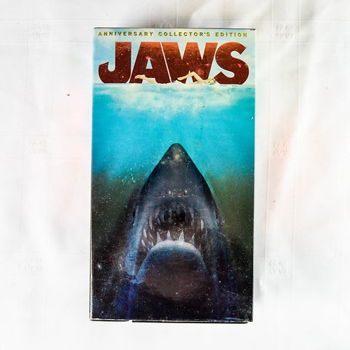 JAWS - Anniversary Edition (double tape)