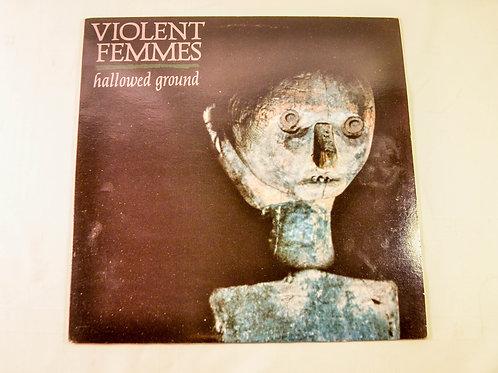 VIOLENT FEMMES RECORD - SIGNED