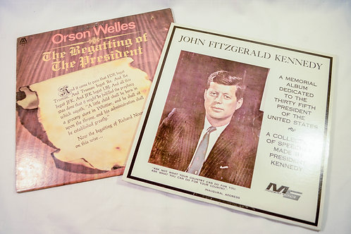 2 John F. Kennedy JFK Records
