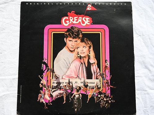 GREASE II Soundtrack