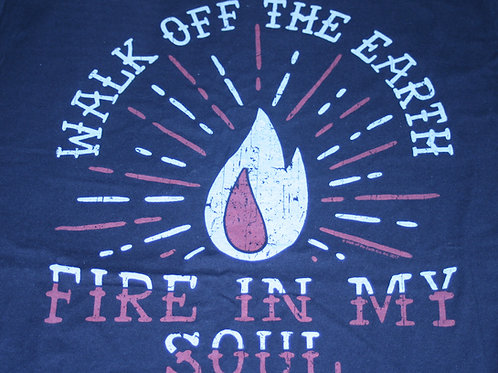 WALK OFF THE EARTH -Fire In My Soul T-SHIRT