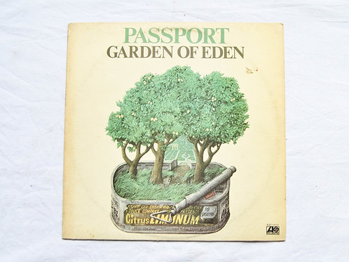 PASSPORT ~ GARDEN OF EDEN