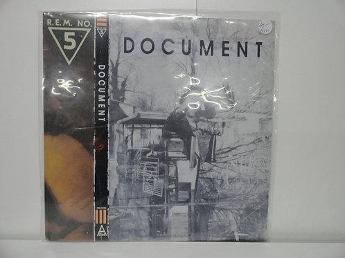 R.E.M - DOCUMENT