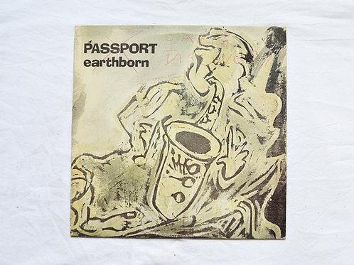PASSPORT ~ EARTHBORN